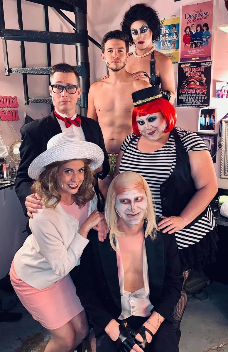 BWW Review: Don't Dream It, Be It at THE ROCKY HORROR PICTURE SHOW