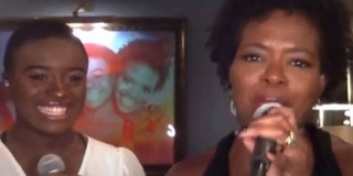 Exclusive: LaChanze and Celia Rose Gooding Sing from ONCE ON THIS ISLAND as Part of The Se Photo