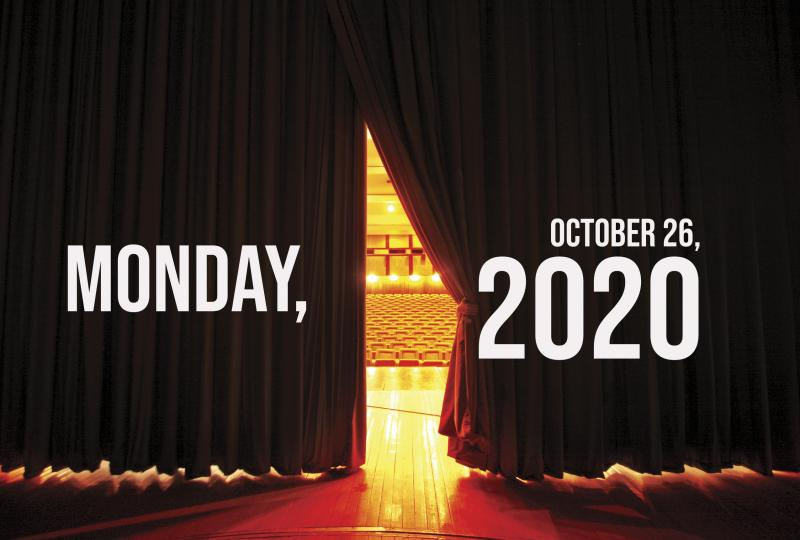 Virtual Theatre Today: Monday, October 26- with LaChanze, Laura Osnes, and More!