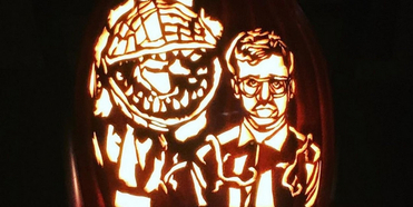 Celebrate National Pumpkin Day with These Fan-Made Broadway Jack-O'-Lanterns! Photo