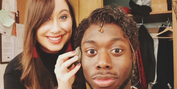 A Day In The Life: Backstage With Make-up Artist and Wig Mistress Liv Burton Photo