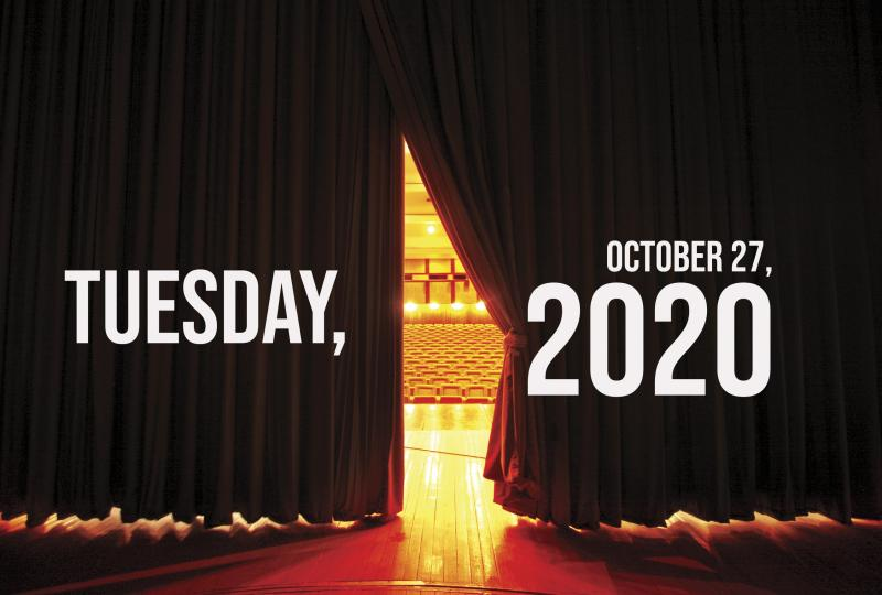 Virtual Theatre Today: Tuesday, October 27- with Kelli O'Hara, Cheyenne Jackson, and More!