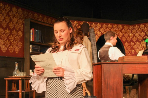 Photo Flash: Lock Willow Productions Presents DADDY LONG LEGS