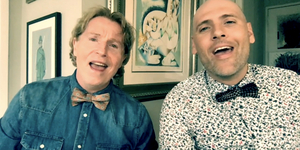 Exclusive: Watch Jerad Bortz and Steven Skeels Sing from THANKFUL: An Album for Jerad Video