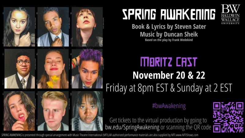 BWW Blog: Marketing SPRING AWAKENING Worldwide