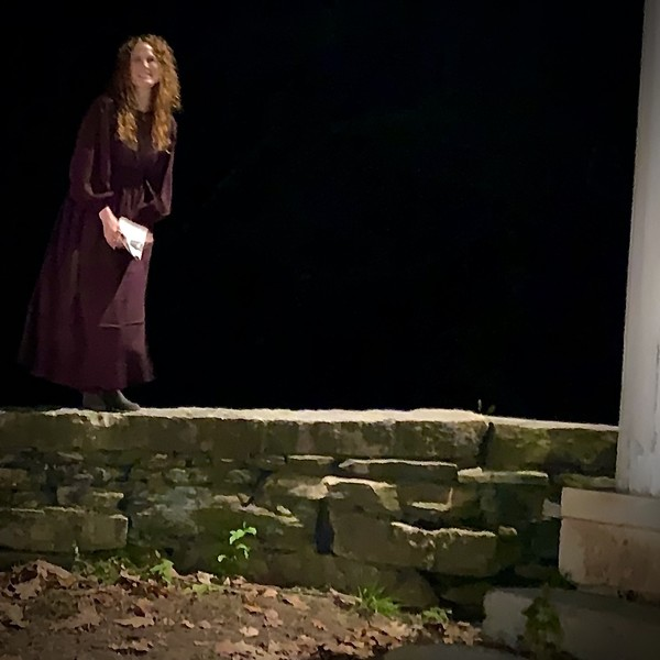 Photo Flash: NEVERMORE- THE FANTASTIC TERRORS OF EDGAR ALLEN POE at Old Sturbridge Village