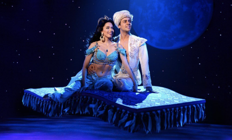 BWW Blog: 5 of My Favorite Jaw-Dropping Musical Numbers