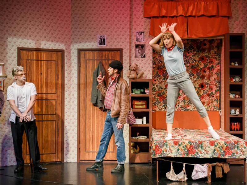 Top-Class Comedy at Kouvola: TÄMÄ ON RYÖSTÖ, BWW Review