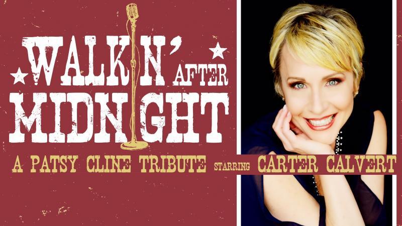 BWW Previews: Skylight Run Presents Carter Calvert's Patsy Cline Tribute WALKIN' AFTER MIDNIGHT November 6th