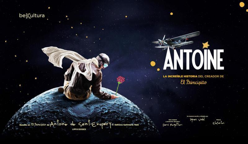 ANTOINE se estrenará en Madrid a finales de noviembre