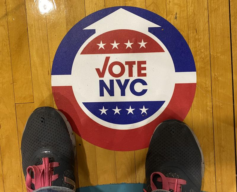 BWW Feature: Cabaret and Concert Artists Flock To Polls For Early Voting