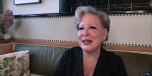 Bette Midler Shares Her HOCUS POCUS Fake Teeth Story Video
