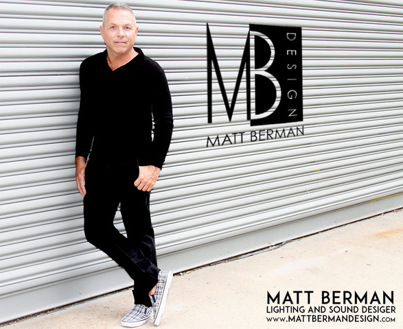 Richard Jay-Alexander Introduces You To Matt Berman, Who Can Hook You Up With Better Lighting & Sound For Your Online Needs