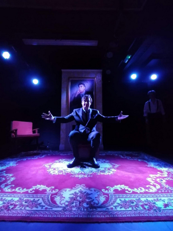Photo Flash: First Look at The World Premiere Of HOWERD'S END