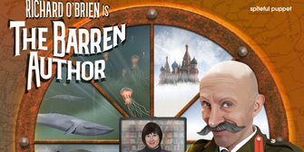 BWW Review: THE BARREN AUTHOR, Spiteful Puppet Photo