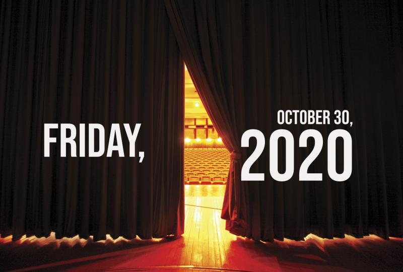 Virtual Theatre Today: Friday, October 30- with Christina Bianco, Next On Stage, and More!