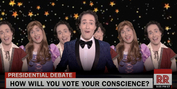VIDEO: Randy Rainbow Wants to Know How You Will Vote on Tuesday Photo