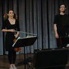 VIDEO: Kennedy Center's THE STRING THING Begins Performanes November 7