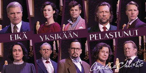 BWW Finland Review and Analysis: AND THEN THERE WERE NONE by AGATHA CHRISTIE at Tampere Th Photo