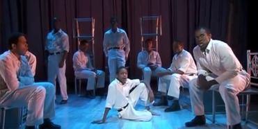 VIDEO: Original Broadway Cast and Creatives of THE SCOTTSBORO BOYS Reunite Photo