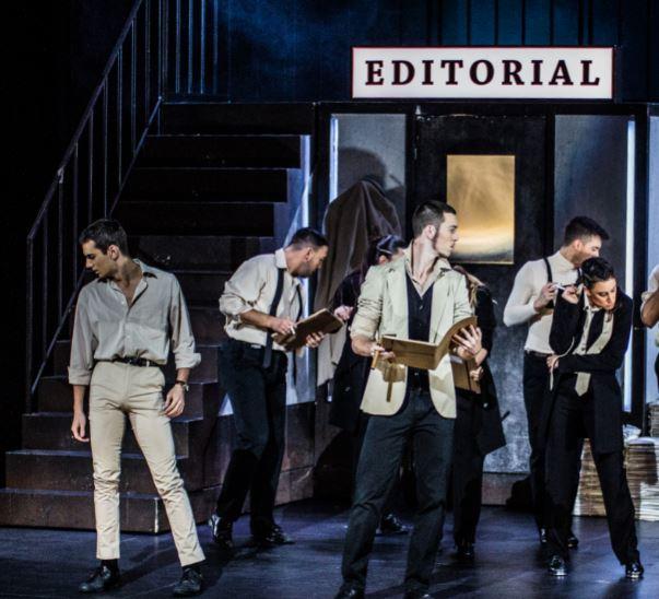 BWW Review: STORIES at Casino De Paris