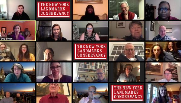 Photo Flash: New York Living Landmarks Celebration Goes Virtual for 2020