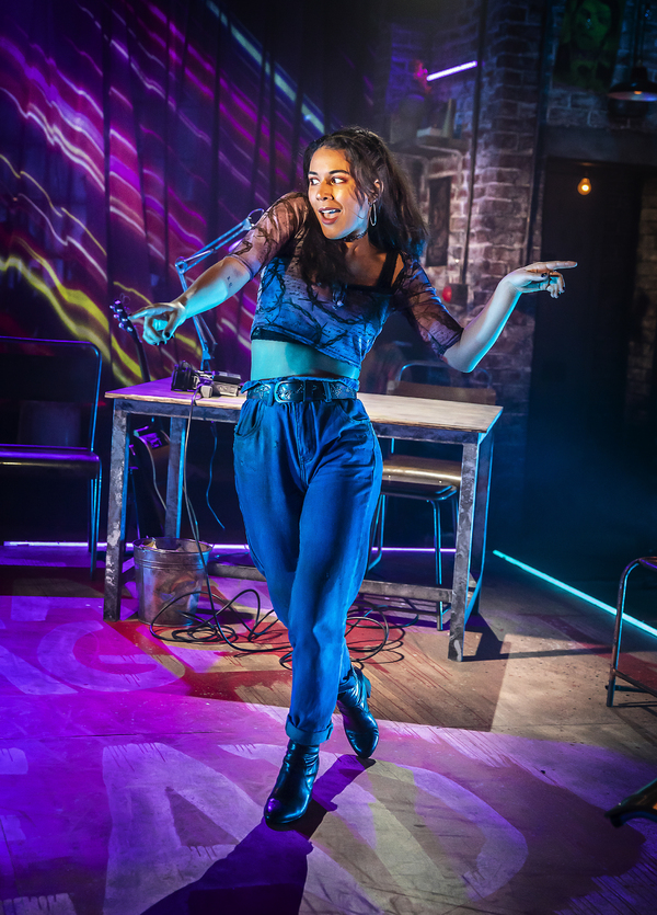 Photos: First Look at RENT at Hope Mill Theatre