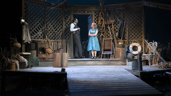 Photos: Portland Stage Presents TALLEY'S FOLLEY, Live Indoor Production