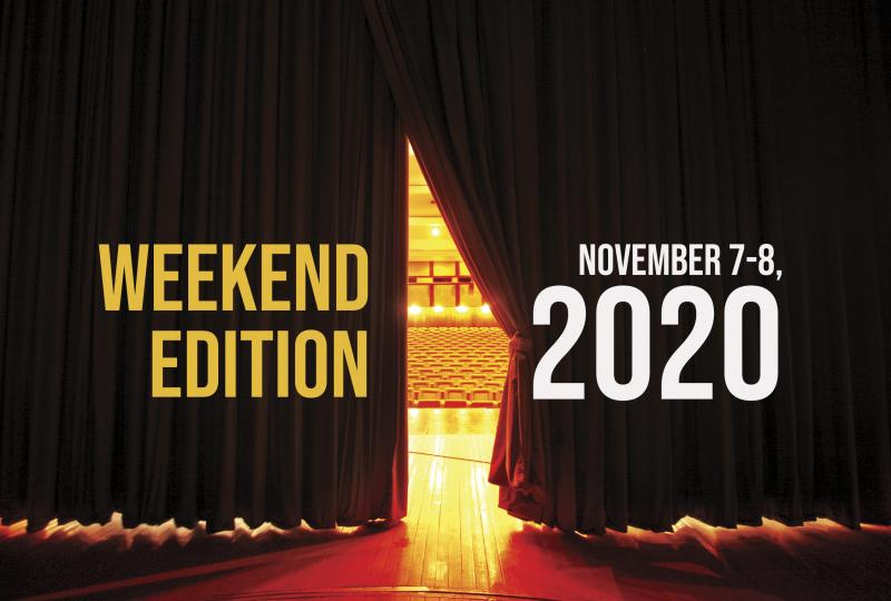 Virtual Theatre This Weekend: November 7-8- with Jessie Mueller, Armie Hammer and More!