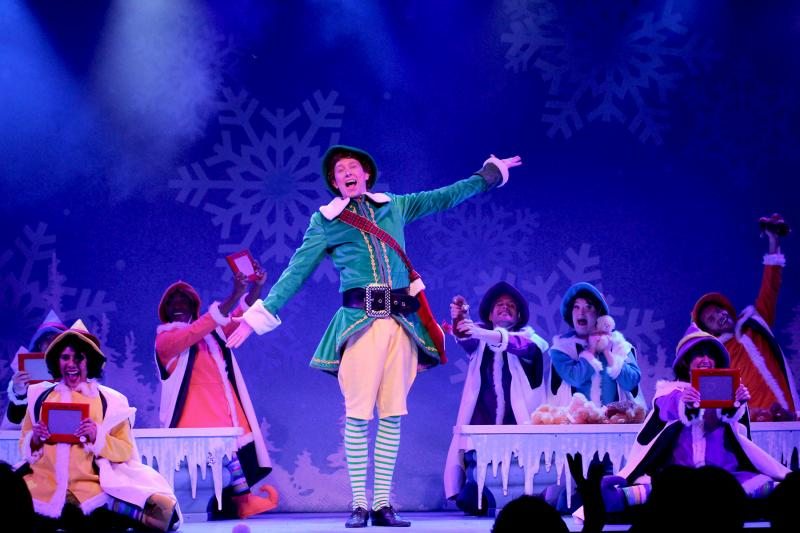 BWW Interview: Emily Woods of ELF THE MUSICAL at Dutch Apple Dinner Theatre