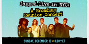JAGGED LITTLE PILL Cast Will Reunite for Live Concert, Streamed From NYC! Photo