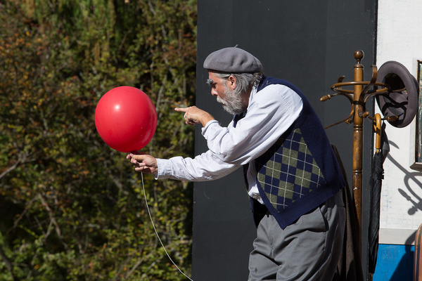 Photo Flash: Raleigh Little Theatre Presents BALLOONACY