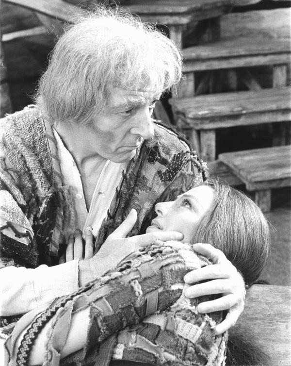 Danny Kaye, Joan Copeland Photo