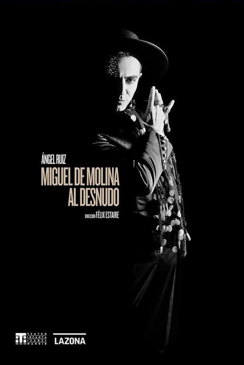 MIGUEL DE MOLINA AL DESNUDO regresa a Madrid