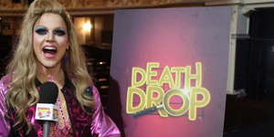 The Cast of DEATH DROP Talk about their West End Debut! Video