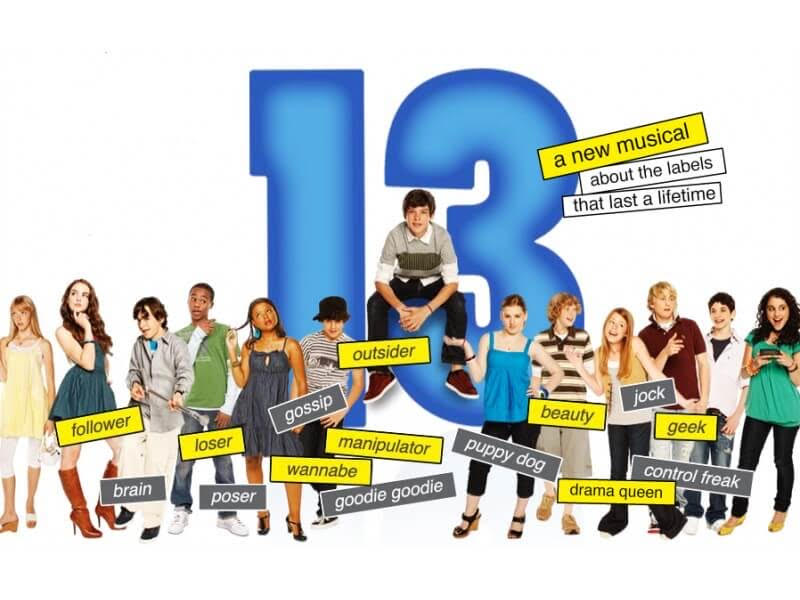 BWW Blog: It Can't Be True! Broadway's 13: The Musical is Being Adapted for Netflix - Original Broadway Cast Weighs In