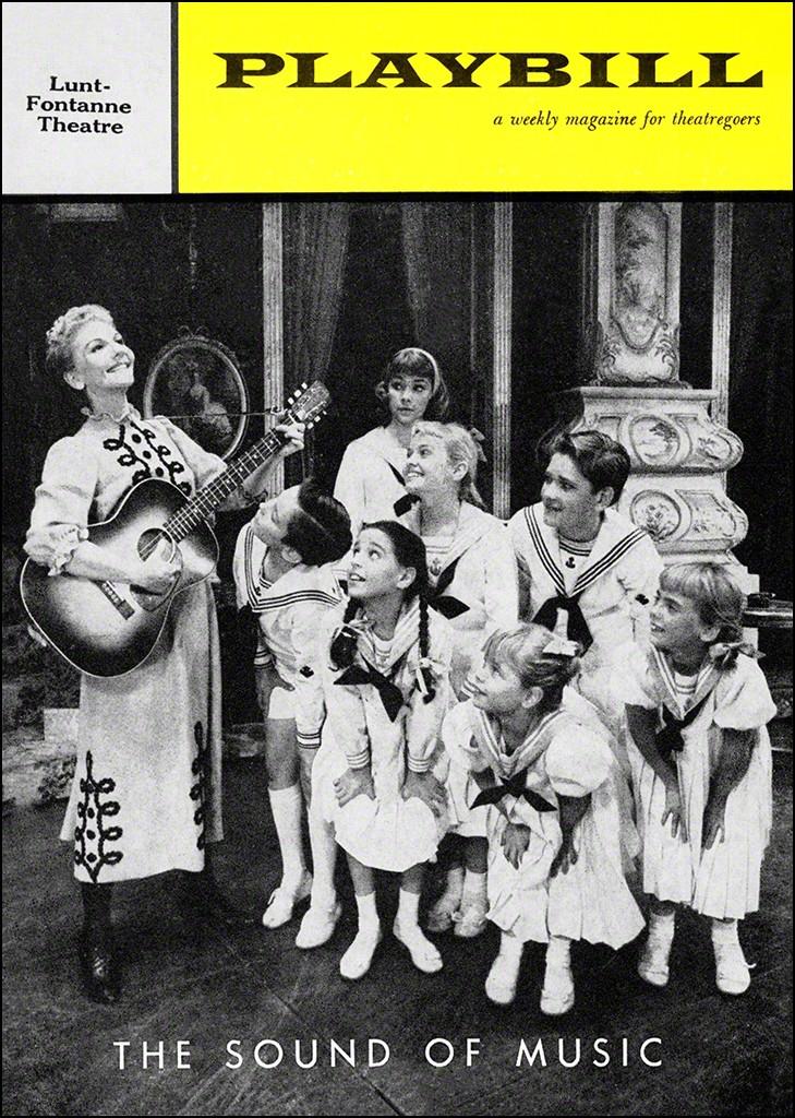 UN DÍA COMO HOY: THE SOUND OF MUSIC se estrena en Broadway en 1959
