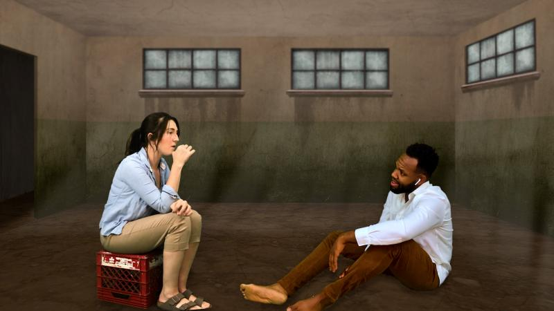 BWW Review: VIRTUAL STREAMING OF DEATH OF A DRIVER PRODUCED BY THE UNICORN THEATRE at The Unicorn Theatre