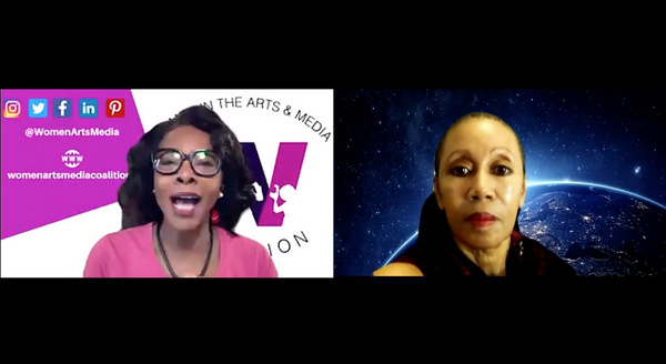 Photo Flash: The Women In The Arts & Media Coalition Presents the 2020 Elsa Rael VintAge Award