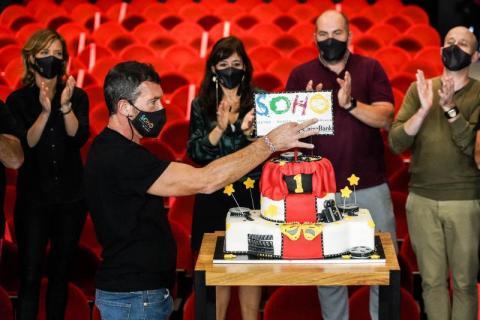 PHOTO FLASH:  El teatro SOHO CaixaBank celebra su primer aniversario