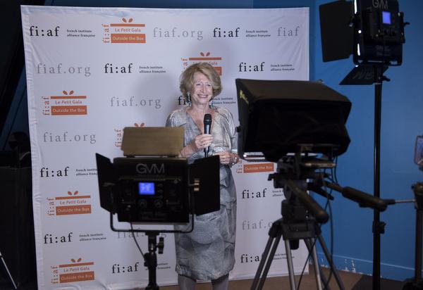Photo Flash: FIAF Presents Its First Le Petit Gala Outside The Box Soirée