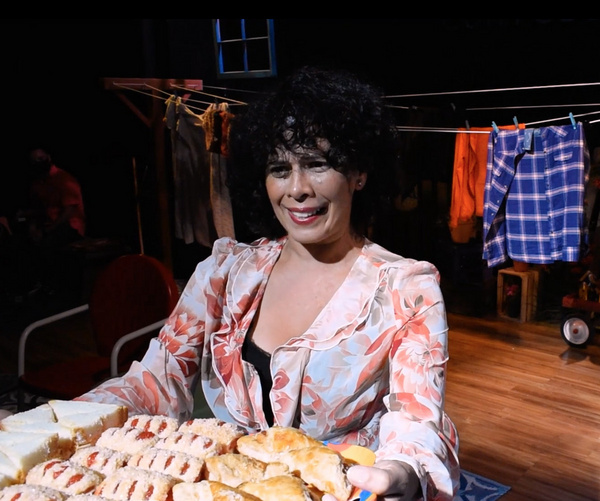 Photo Flash: Lorraine Rodríguez-Reyes Teams-up with Aurora Theatre for MAMI CONFESSIONS
