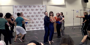 Broadway Rewind: Rob McClure Sings 'I Love Betsy' and More from HONEYMOON IN VEGAS Video