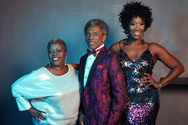 Lillias White, Andre De Shields and Amber Iman Photo