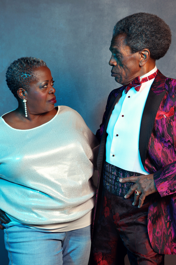 Lillias White and Andre De Shields Photo