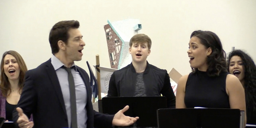 Broadway Rewind: GROUNDHOG DAY Gets Ready for Broadway with Andy Karl & More! Photo