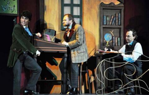 CUENTO DE NAVIDAD se estrena en el Teatro San Pol