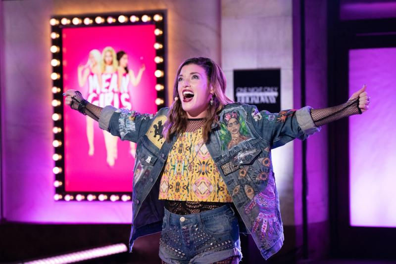 Photo Flash: Casts of MEAN GIRLS, AIN'T TOO PROUD, JAGGED LITTLE PILL, JERSEY BOYS, CHICAGO, DIANA: THE MUSICAL and RENT Unite for ONE NIGHT ONLY: THE BEST OF BROADWAY