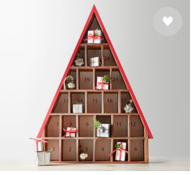 MAN CRATES Jerky Advent Calendar and other Great Advent Selections