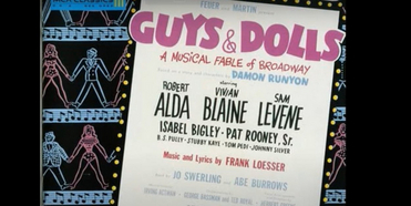 VIDEO: On This Day, November 24- GUYS AND DOLLS Opens On Broadway Photo